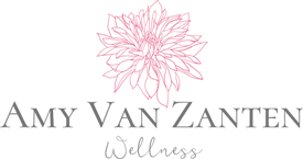 Amy Van Zanten Wellness Logo